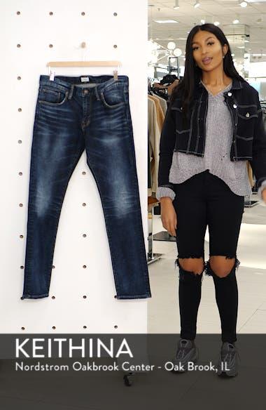 Ashdown Slim Straight Leg Jeans, sales video thumbnail