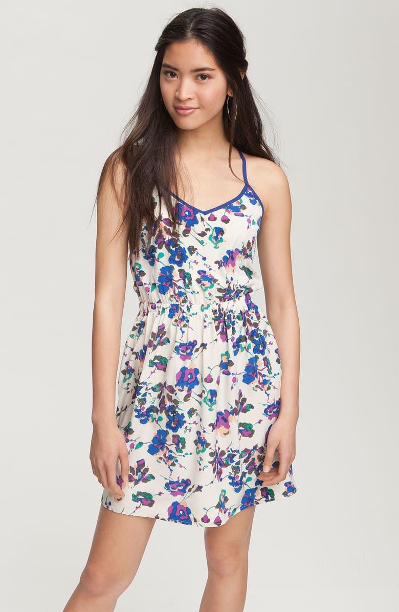 --- Print Tank Dress, Main, color, 164