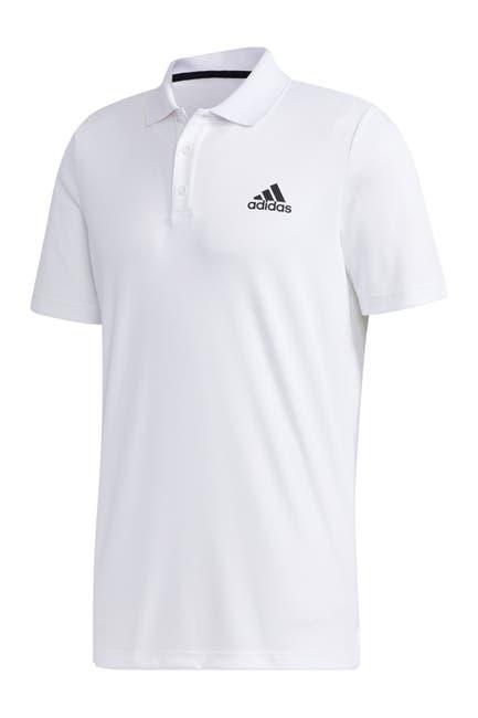Image of adidas D2M Climacool Polo Shirt