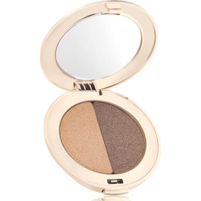 Jane Iredale Purepressed Eyeshadow Duo - Sunlit/jewel