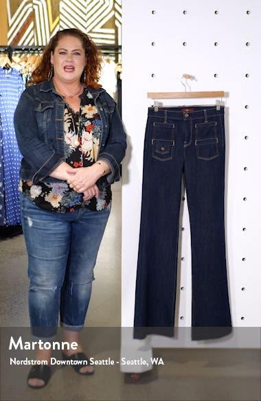 Georgia Flare Jeans, sales video thumbnail