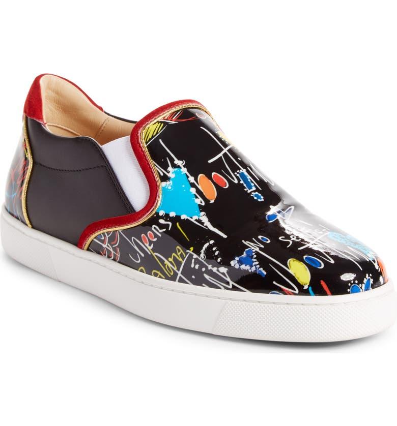 online store 1f0cc d170c Masteralta Loubitag Slip-On Sneaker