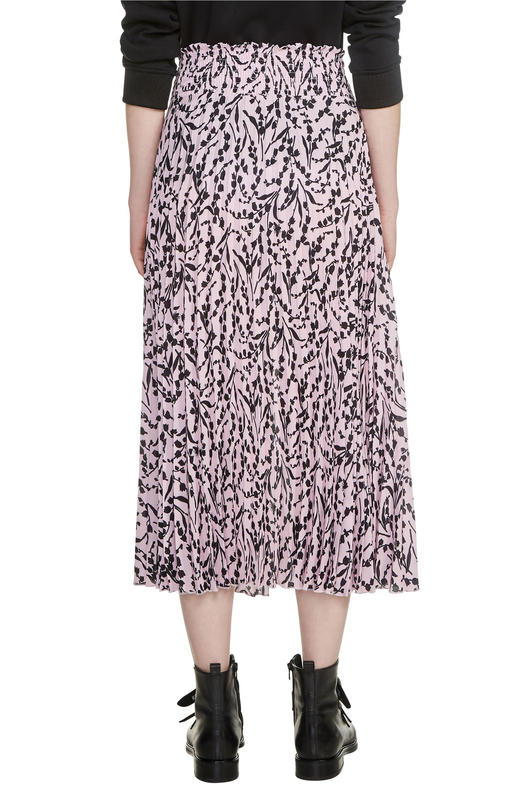 genuine incredible prices quite nice maje Javina Pleated Midi Skirt | Nordstrom