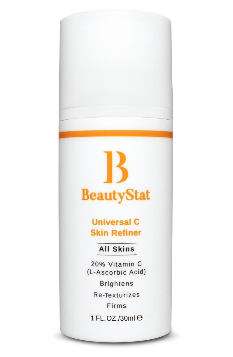 BEAUTYSTAT Universal C Skin Refiner Serum, Main, color, NO COLOR