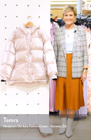 Cortina Down Puffer Jacket, sales video thumbnail