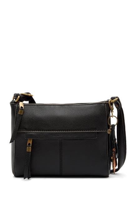 Image of THE SAK COLLECTIVE Alameda Leather Crossbody Bag