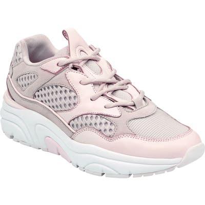Marc Fisher Ltd Nella Sneaker, Pink