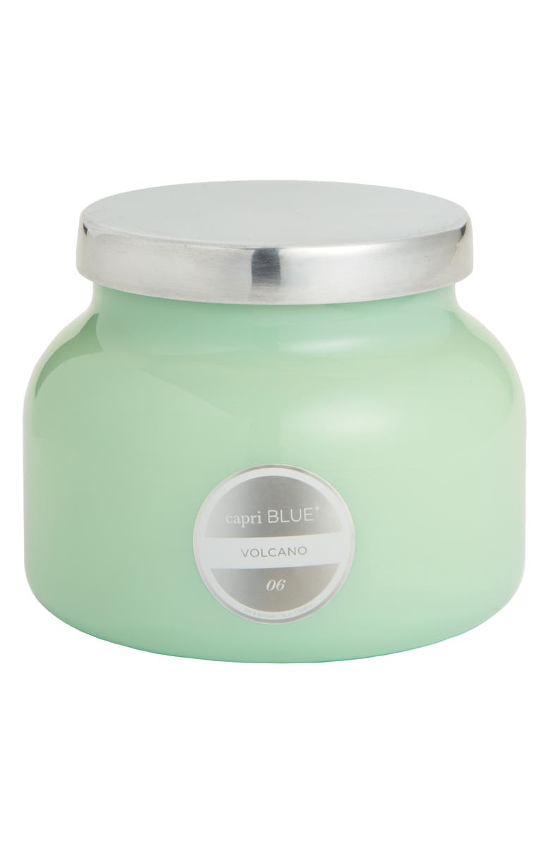 CAPRI BLUE Signature Jar Candle, Main, color, 300