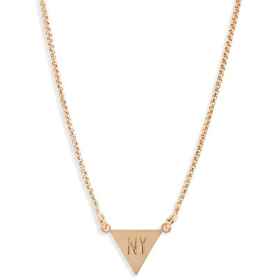 Karen London Hometown Necklace