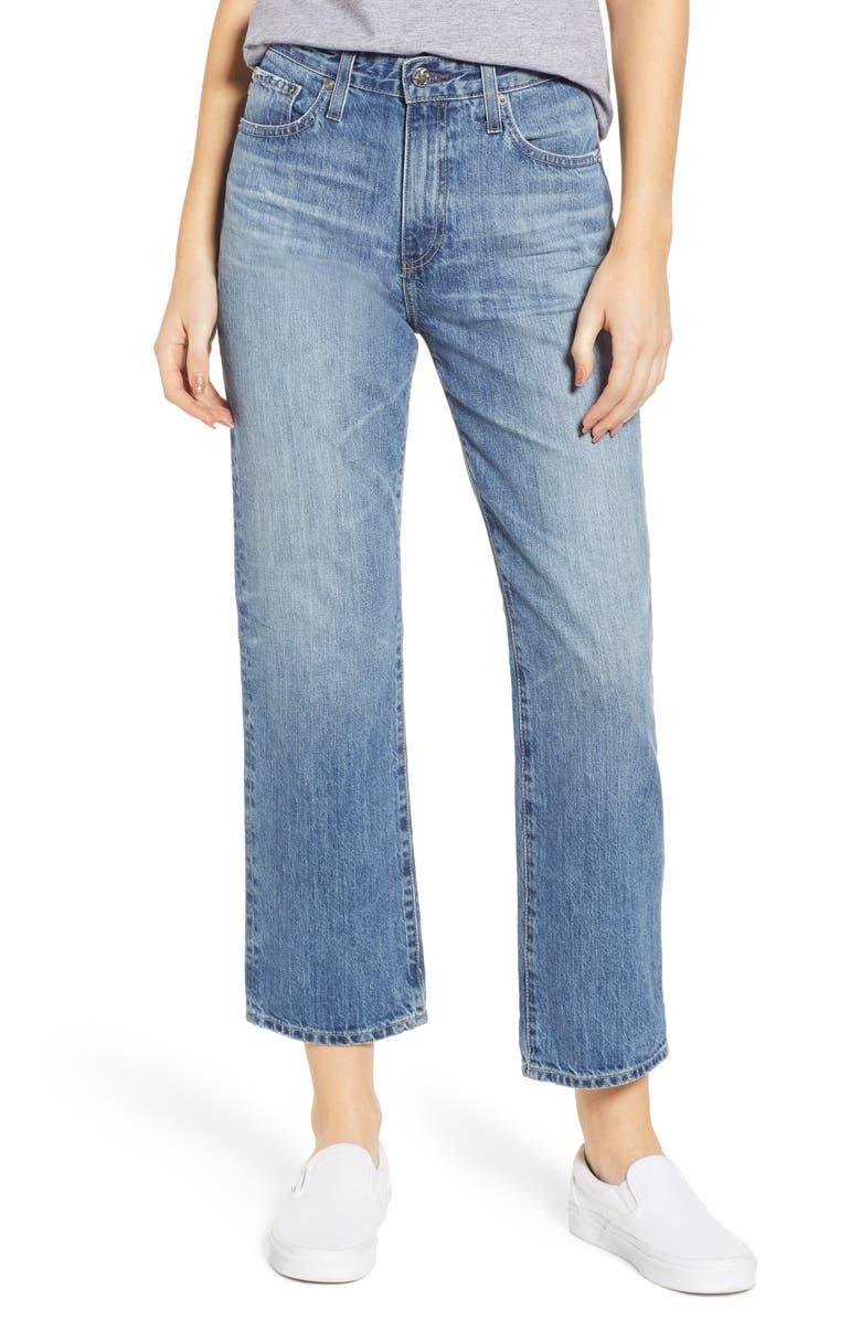 AG The Rhett Crop Jeans, Main, color, 461