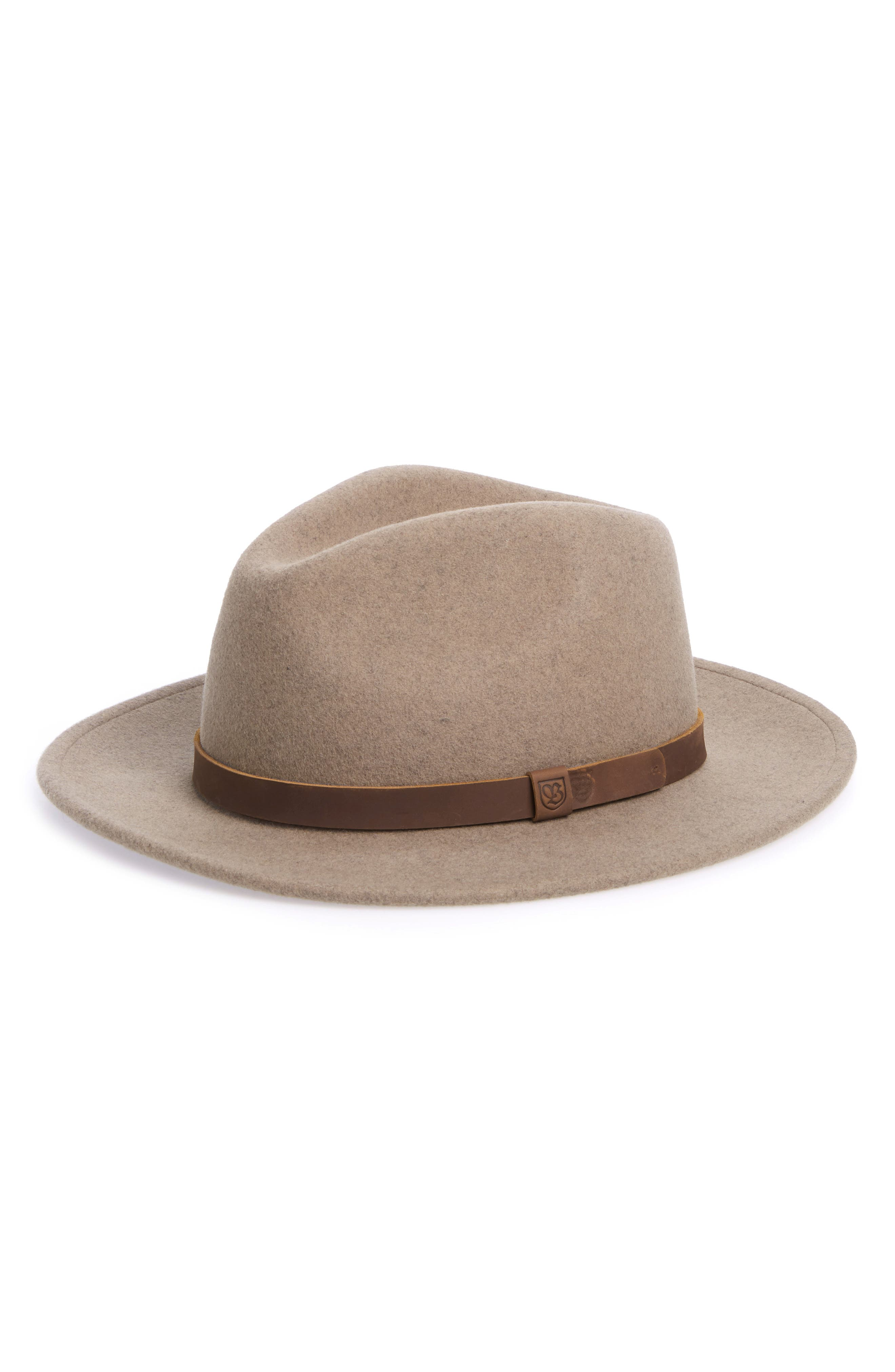 ,                             Messer II Felted Wool Fedora,                             Main thumbnail 13, color,                             251