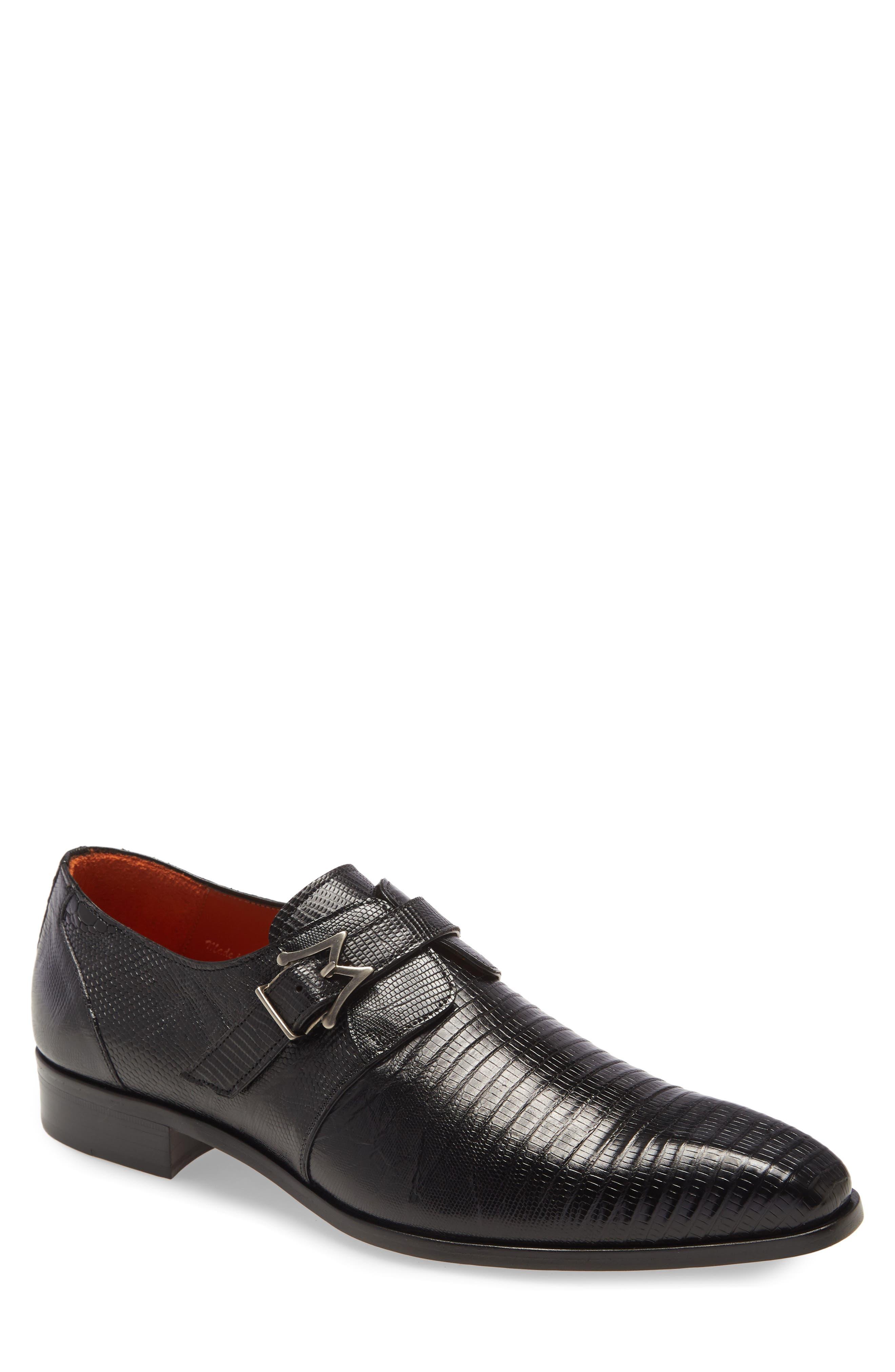 Athens Monk Strap Shoe