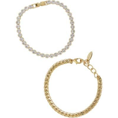 Ettika Set Of 2 Bracelets