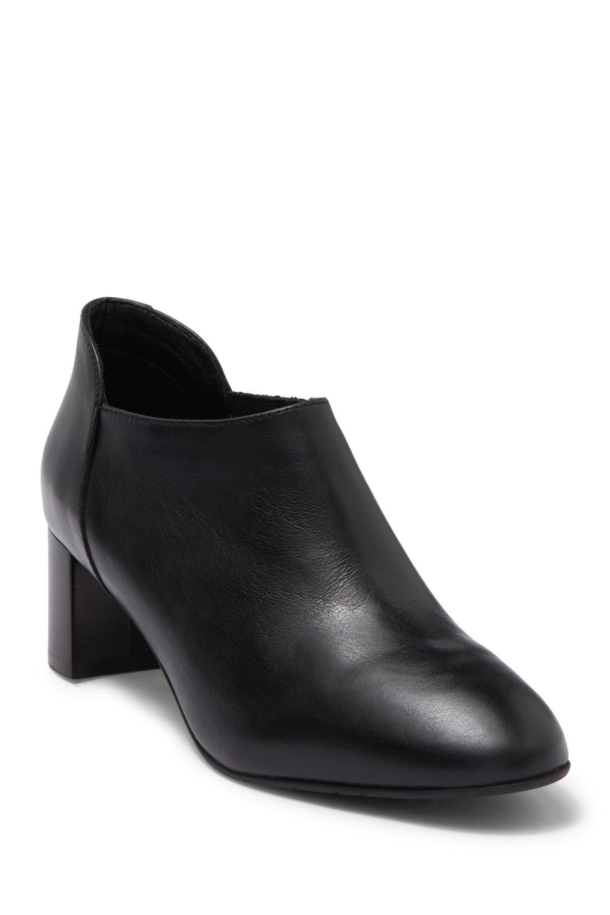 Image of Aquatalia Francisca Leather Ankle Boot