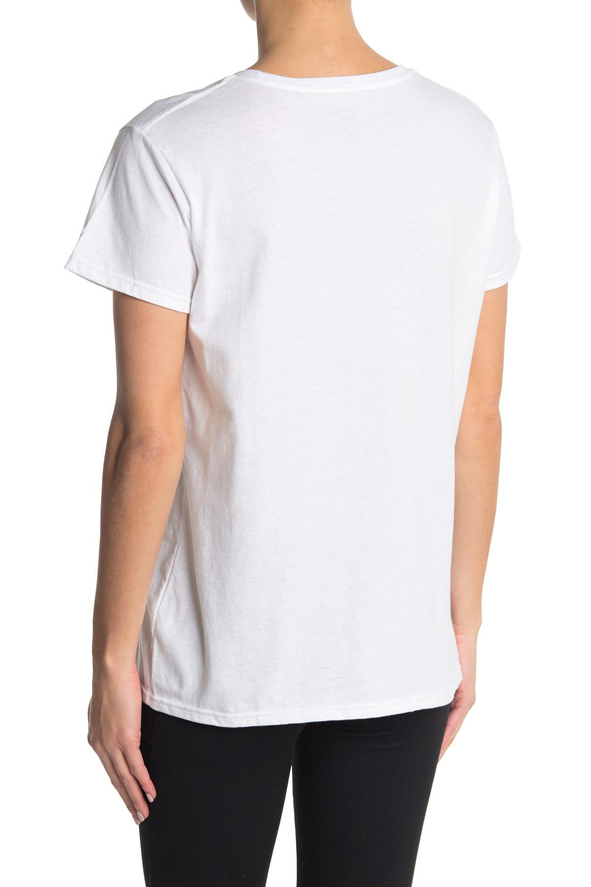 Image of Reebok Vector Logo Graphic T-Shirt