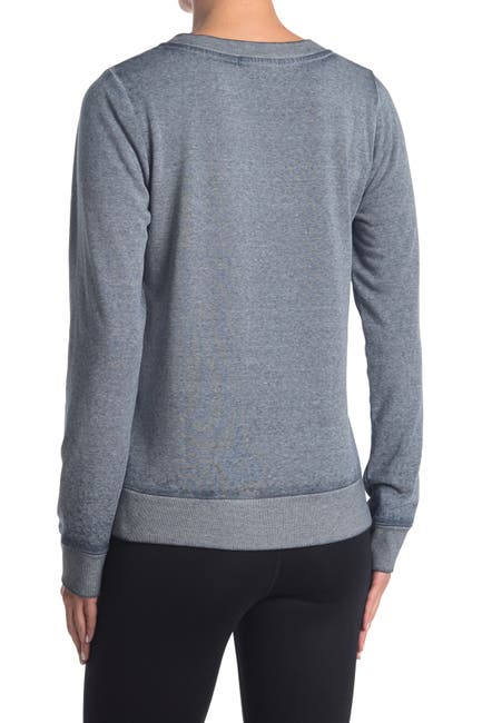 Image of Threads 4 Thought Eudora Burnout Sweatshirt