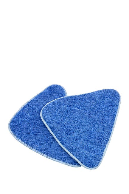 Image of Salav Steamers Blue  Mop Pad For Professional Series Steam Mop - Set of 2
