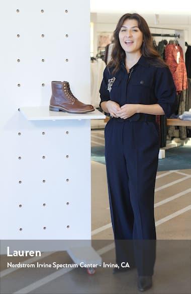 Nordstrom Mens's Shop Harrison Plain Toe Boot, sales video thumbnail