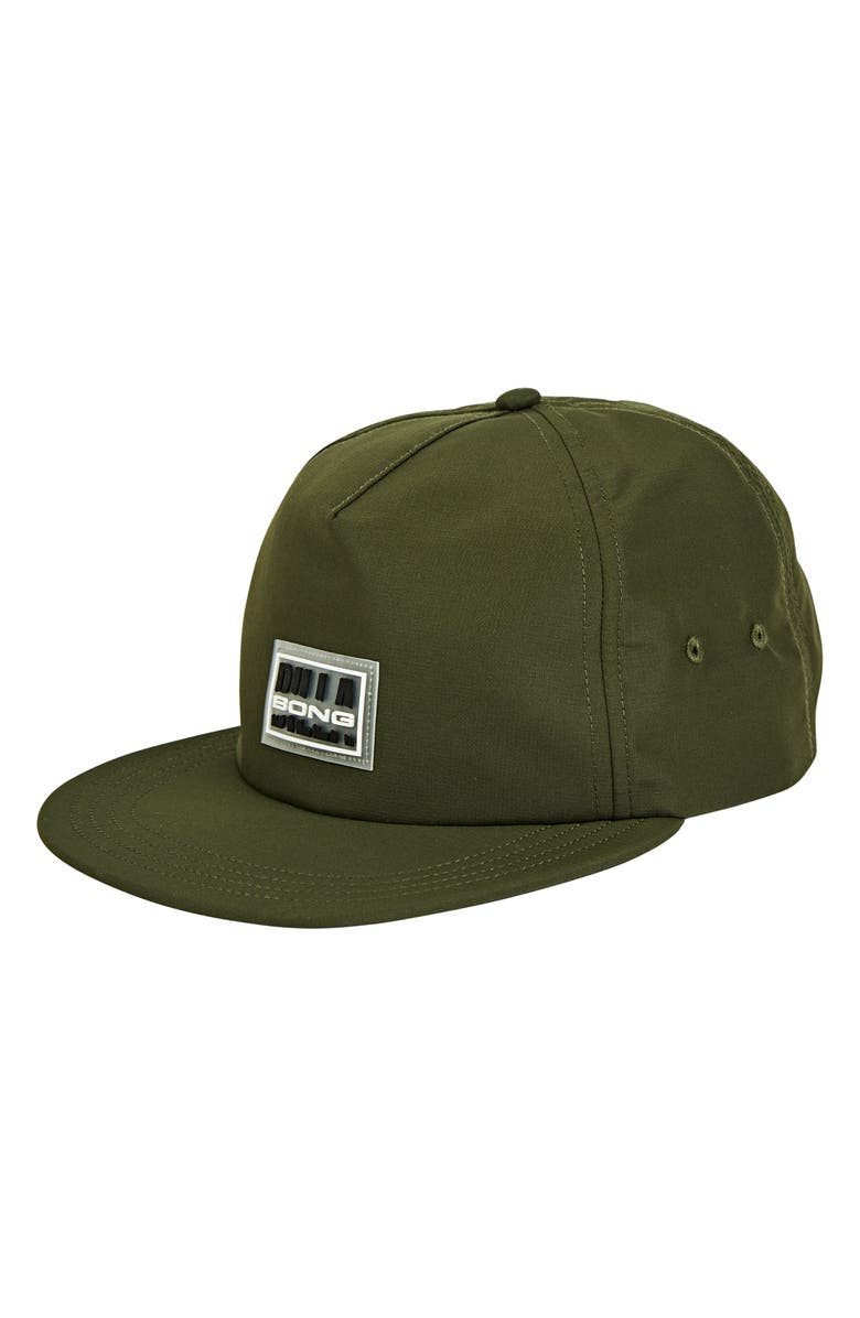BILLABONG Slappy Baseball Cap, Main, color, GREEN