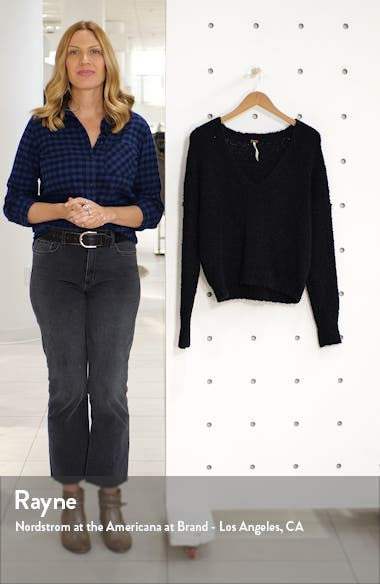Finder Keepers V-Neck Sweater, sales video thumbnail