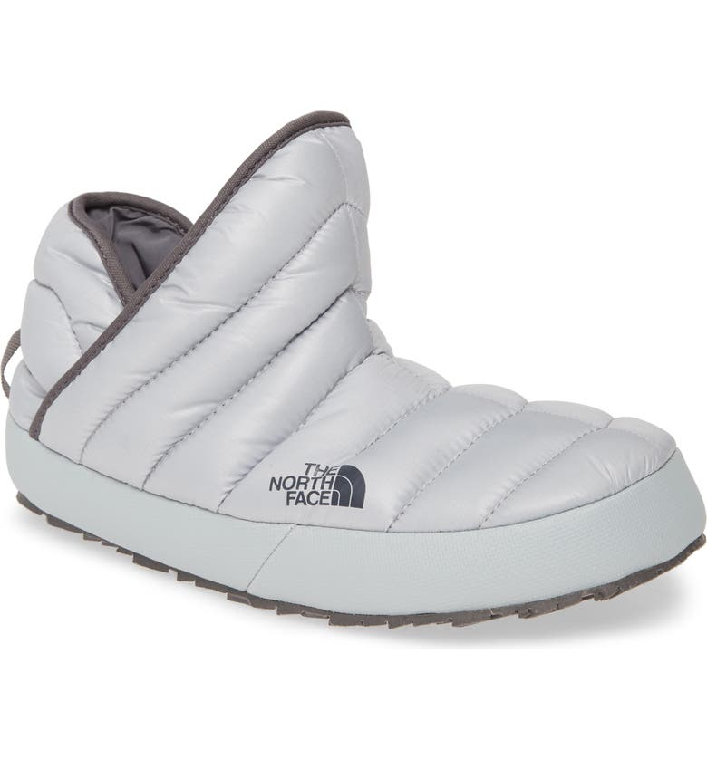 THE NORTH FACE ThermoBall<sup>™</sup> Traction Bootie, Main, color, HIGH RISE GREY / ZINC GREY