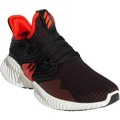 Adidas Alphabounce Instinct Running Shoe, Black