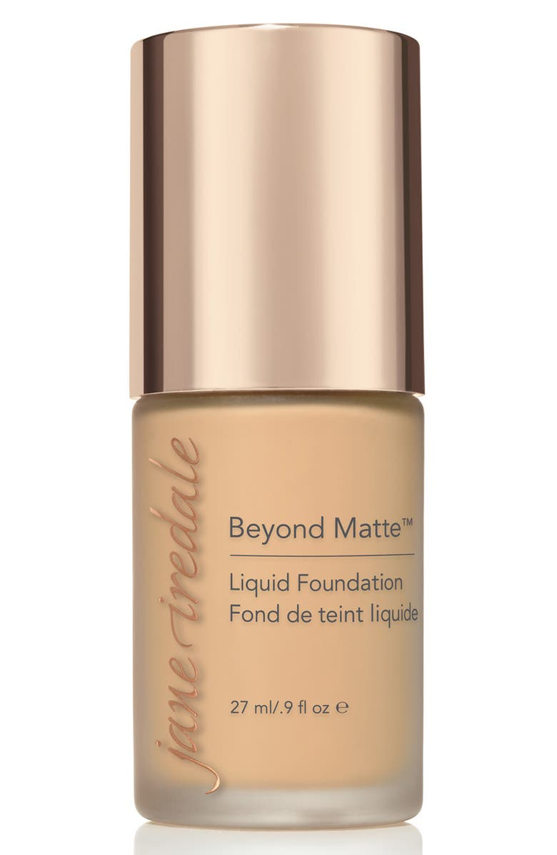 JANE IREDALE Beyond Matte Liquid Foundation, Main, color, M7