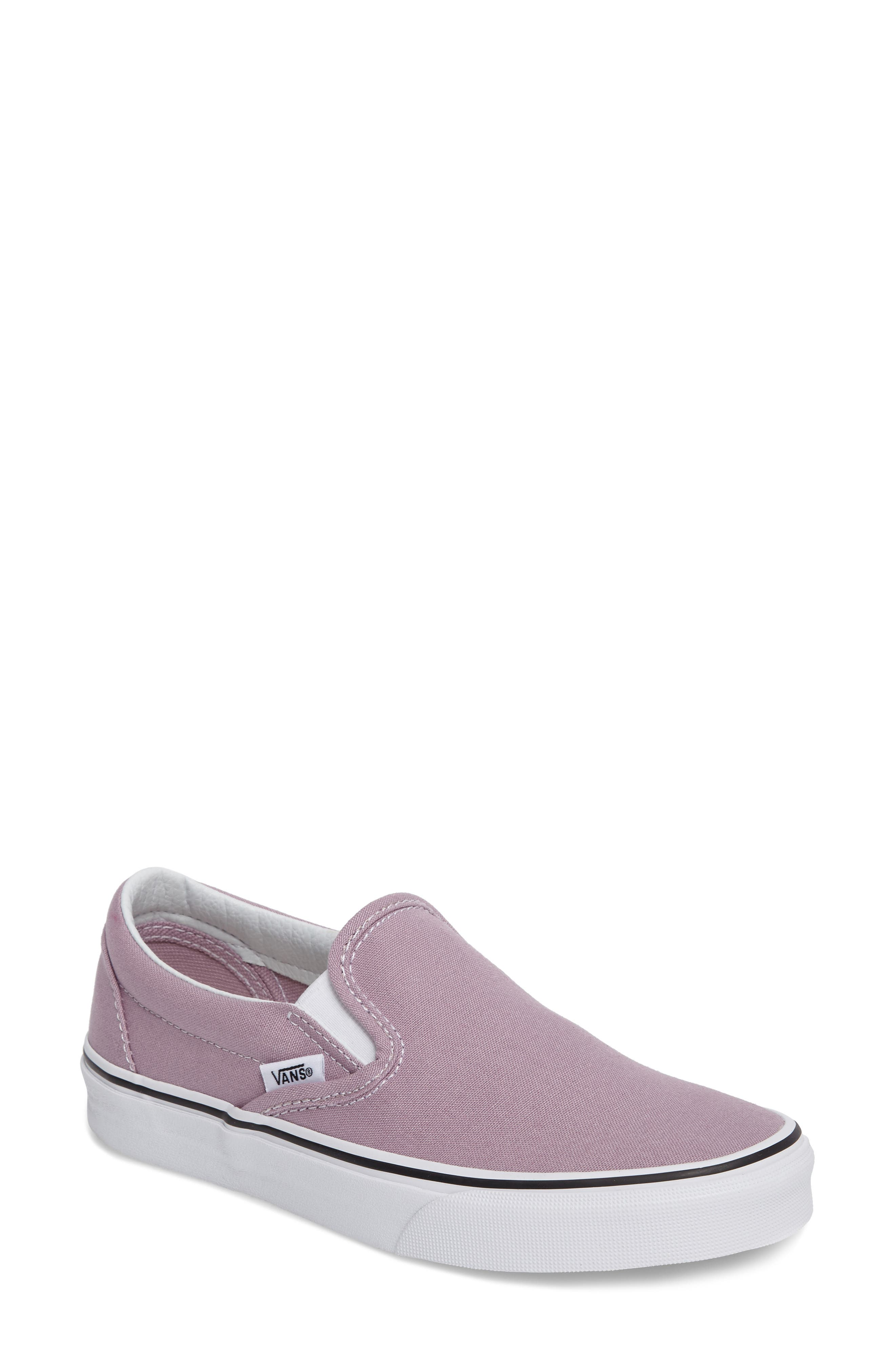 ,                             Classic Slip-On Sneaker,                             Main thumbnail 372, color,                             555