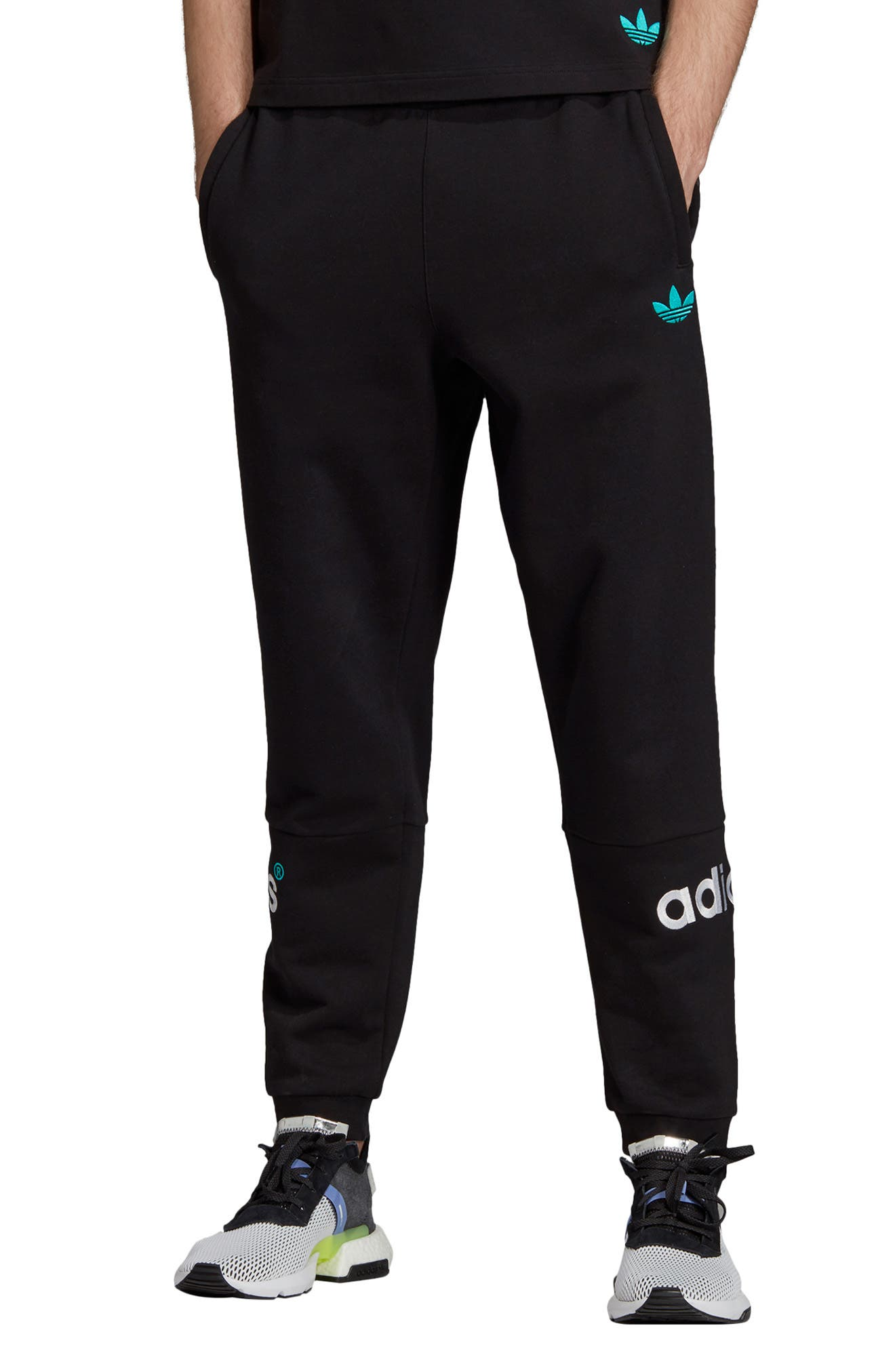 Adidas Originals Arc Tapered Slim Fit Sweatpants