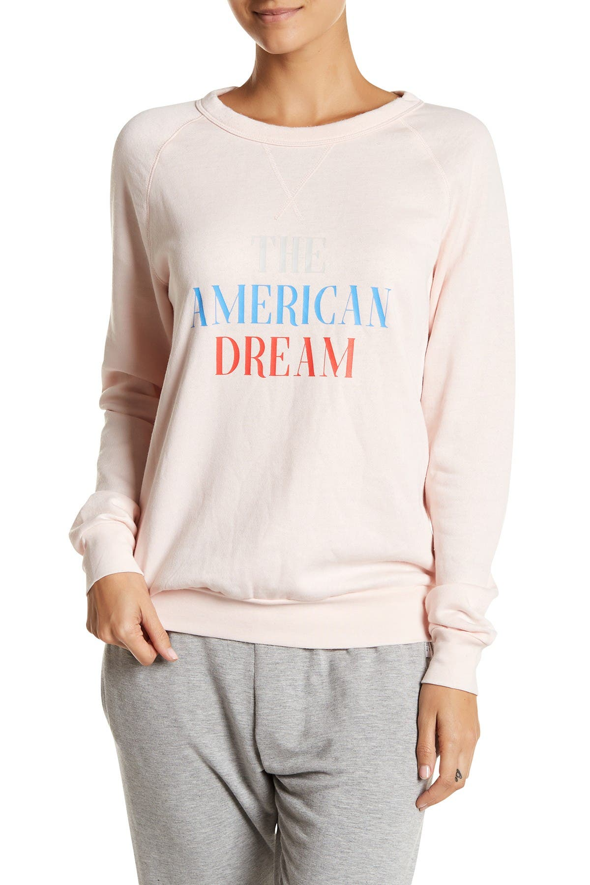 Image of The Laundry Room Graphic Pullover Sweatshirt