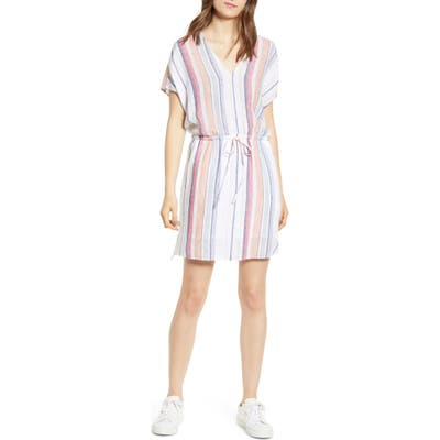 Rails Wren Stripe Dress, Ivory