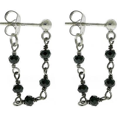 Adornia Rosary Drop Earrings