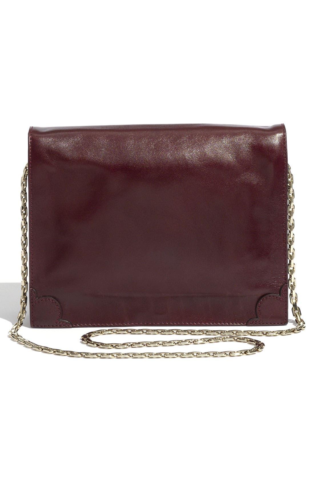 ,                             Jason Wu 'Jourdan' Calfskin Leather Shoulder Bag,                             Alternate thumbnail 6, color,                             930