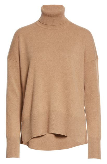 Theory KARENIA CASHMERE TURTLENECK SWEATER
