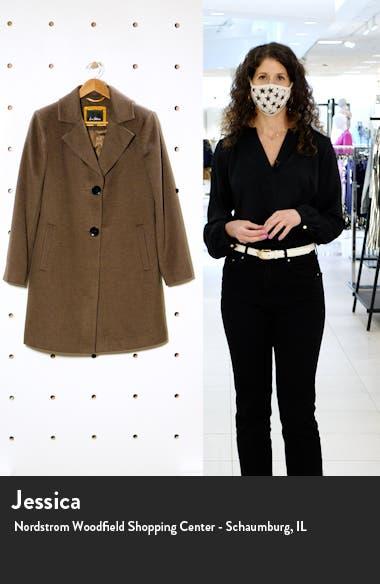 Wool Blend Coat, sales video thumbnail