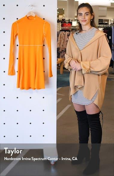 x Olivia Kim NRG Long Sleeve Performance Tennis Dress, sales video thumbnail