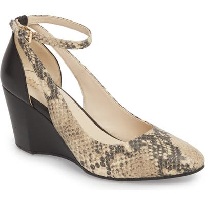 Cole Haan Lacey Cutout Wedge Pump