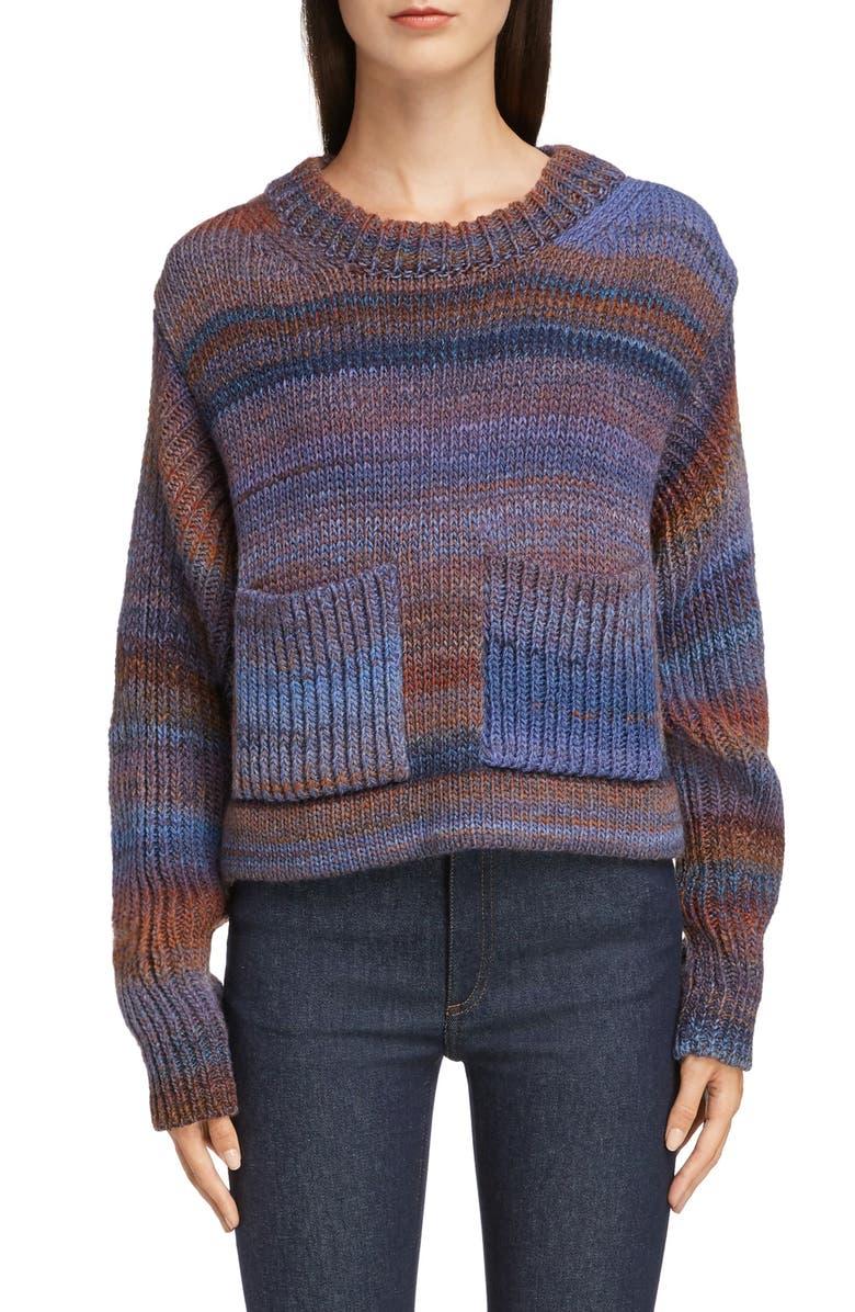 ACNE STUDIOS Kalisa Sweater, Main, color, 400