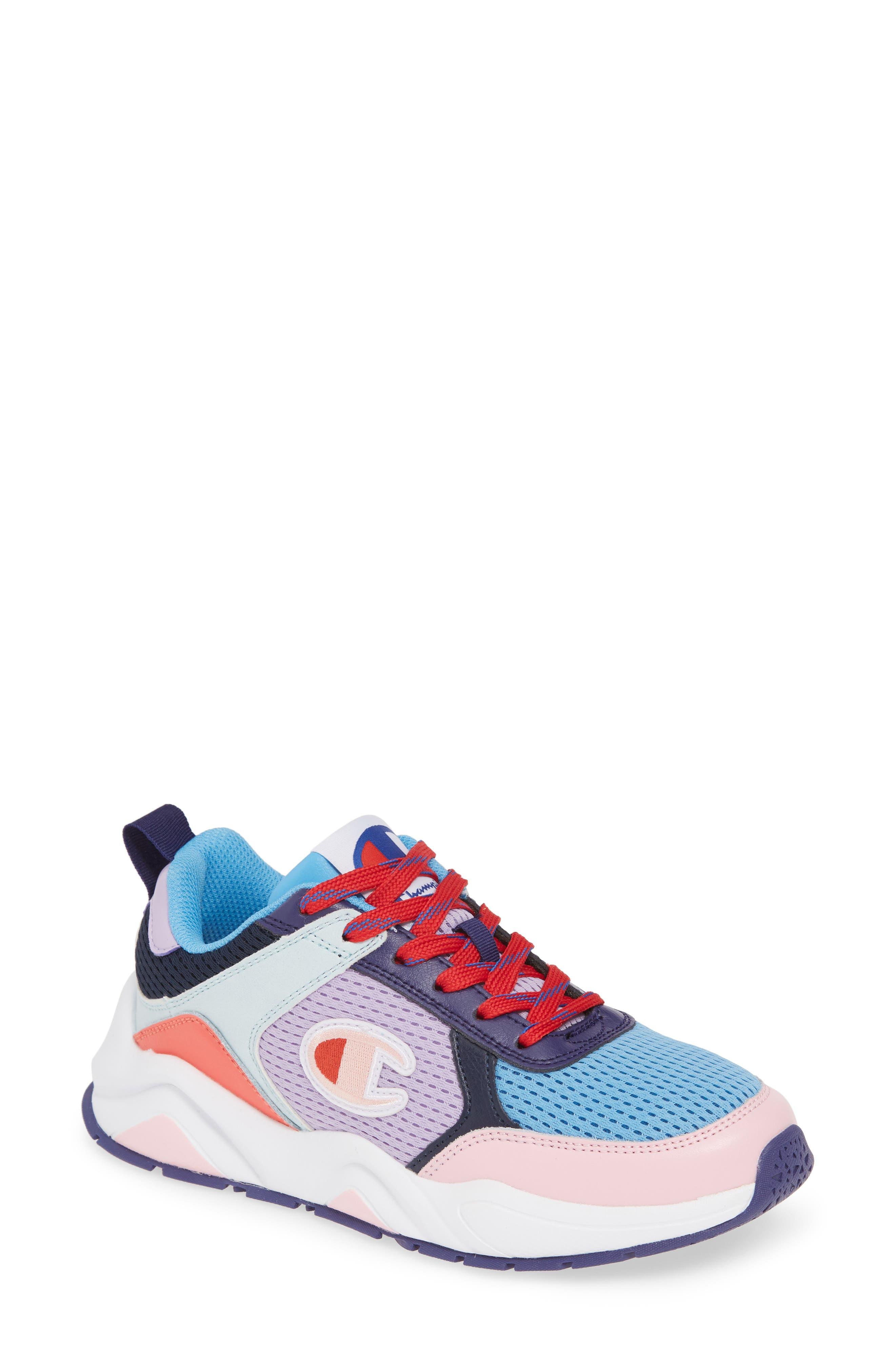 Champion 93 Eighteen SP Block Sneaker