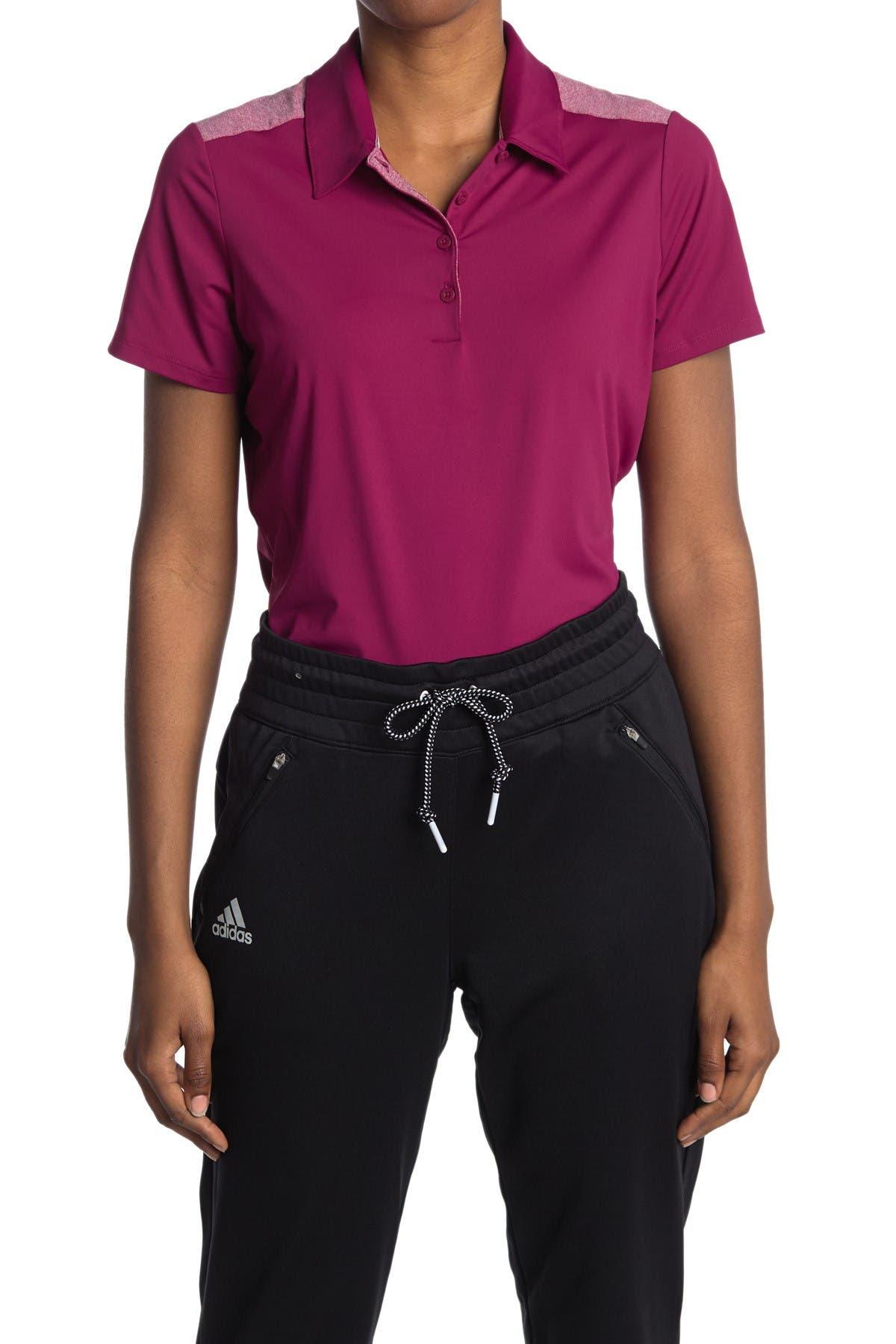 Image of Adidas Golf Ultimate 365 Short Sleeve Polo