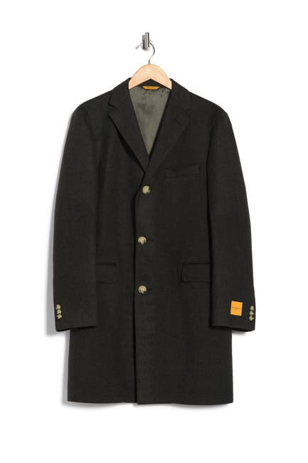 Image of Hickey Freeman Front Button Coat