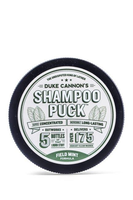Image of DUKE CANNON Shampoo Puck - Field Mint