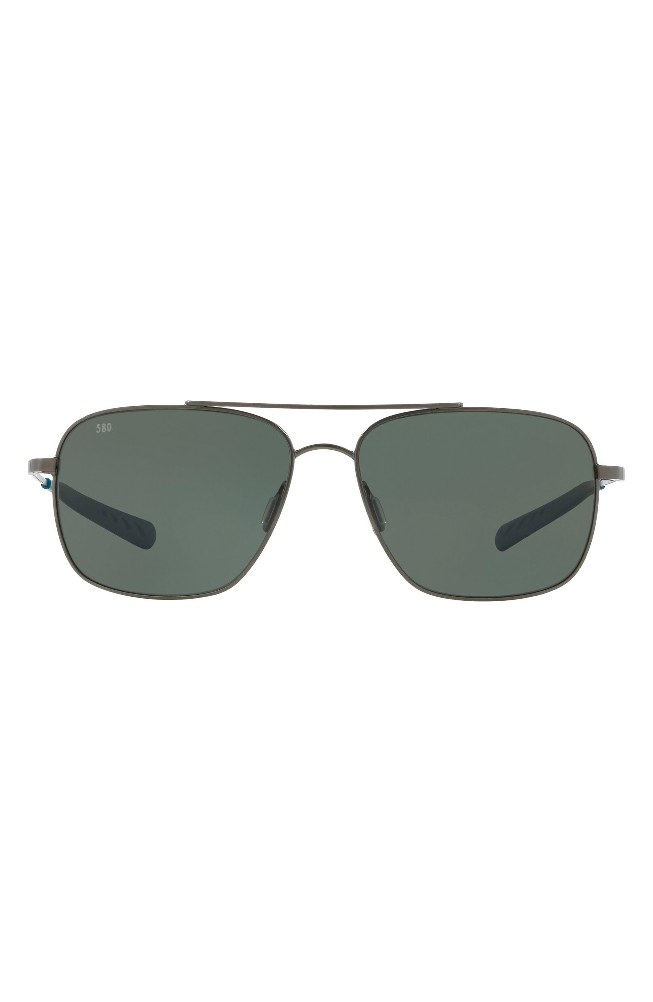 Canaveral 59mm Polarized Sunglasses