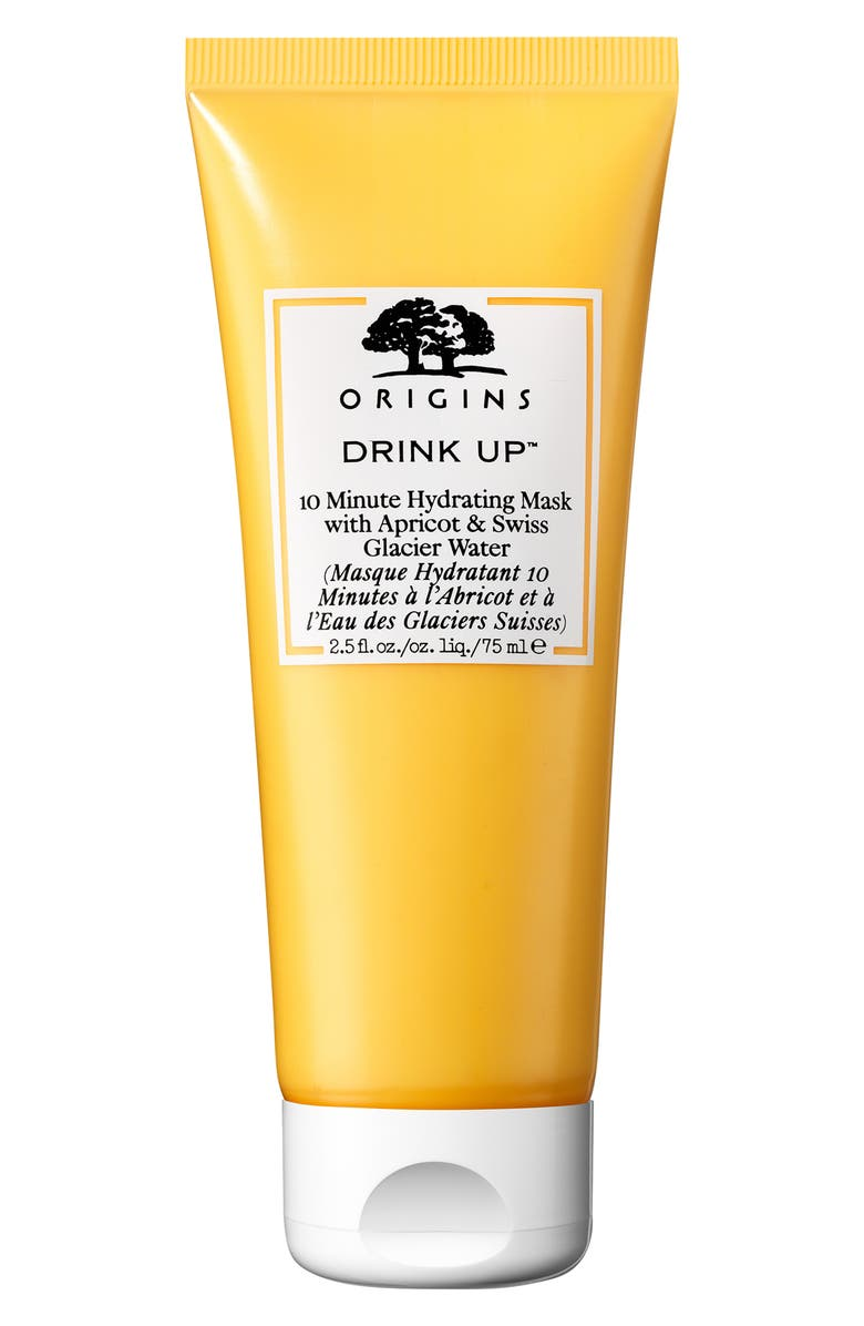 ORIGINS Drink Up 10 Minute Hydrating Mask, Main, color, NO COLOR