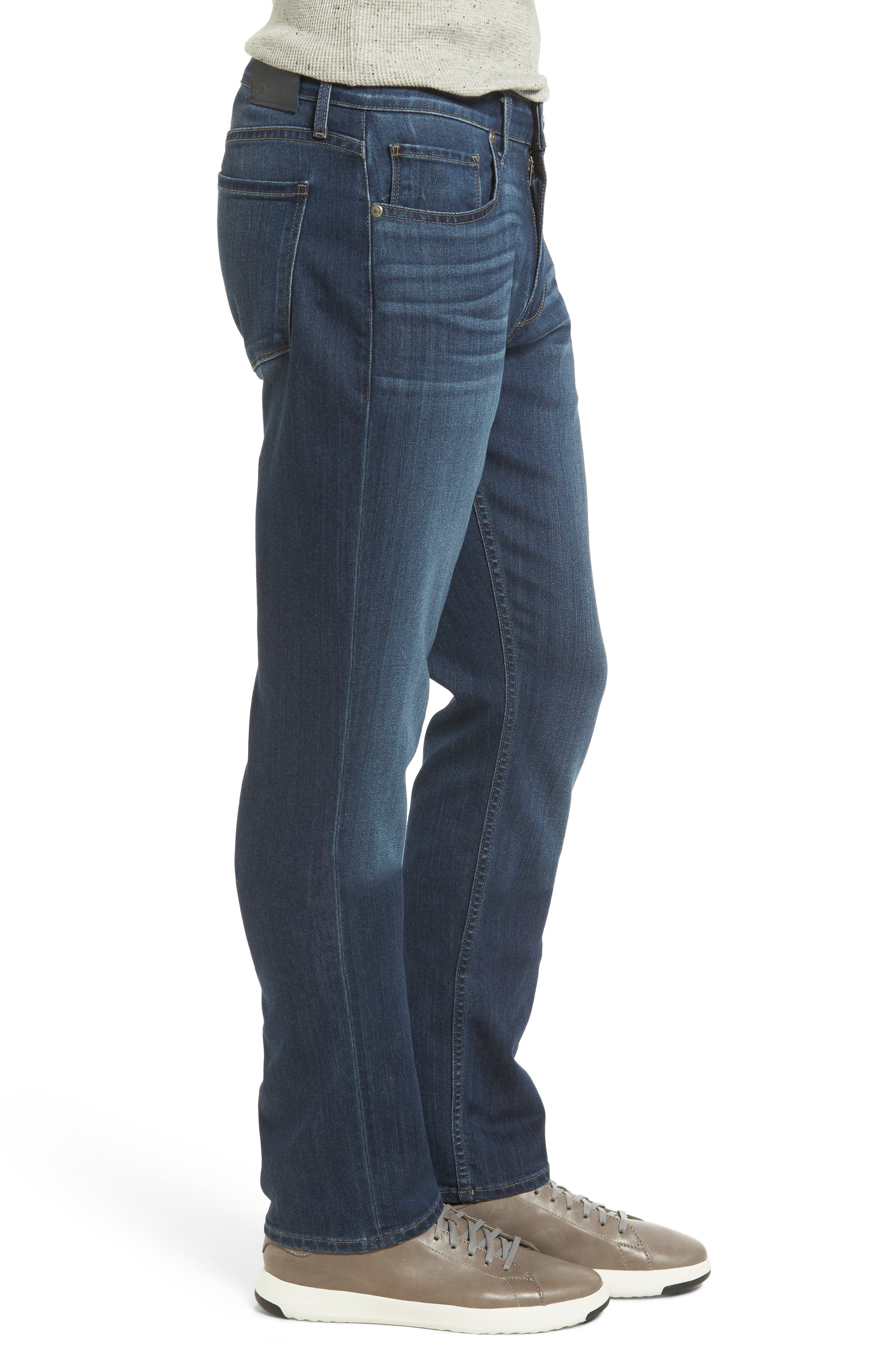 Image of PAIGE Transcend Federal Slim Straight Jeans