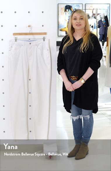 Soft Touch Twill Straight Leg Pants, sales video thumbnail