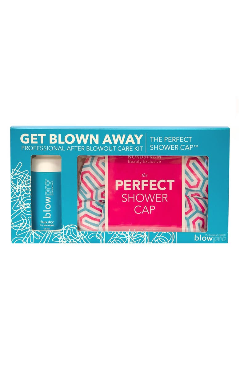 BLOWPRO<SUP>®</SUP> 'get blown away' for professional after blowout care kit, Main, color, 000