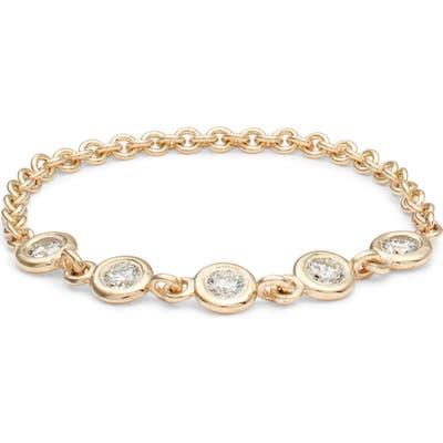 Zoe Chicco Bezel Diamond Ring