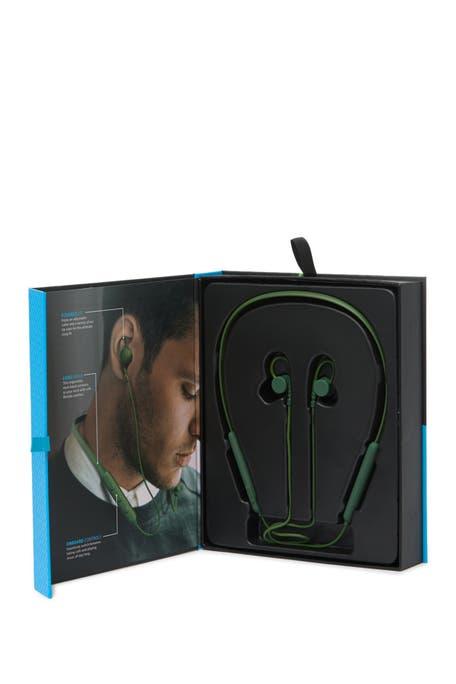 BROOKSTONE - Flex Vibe Wrap Around Sport Bluetooth Headset