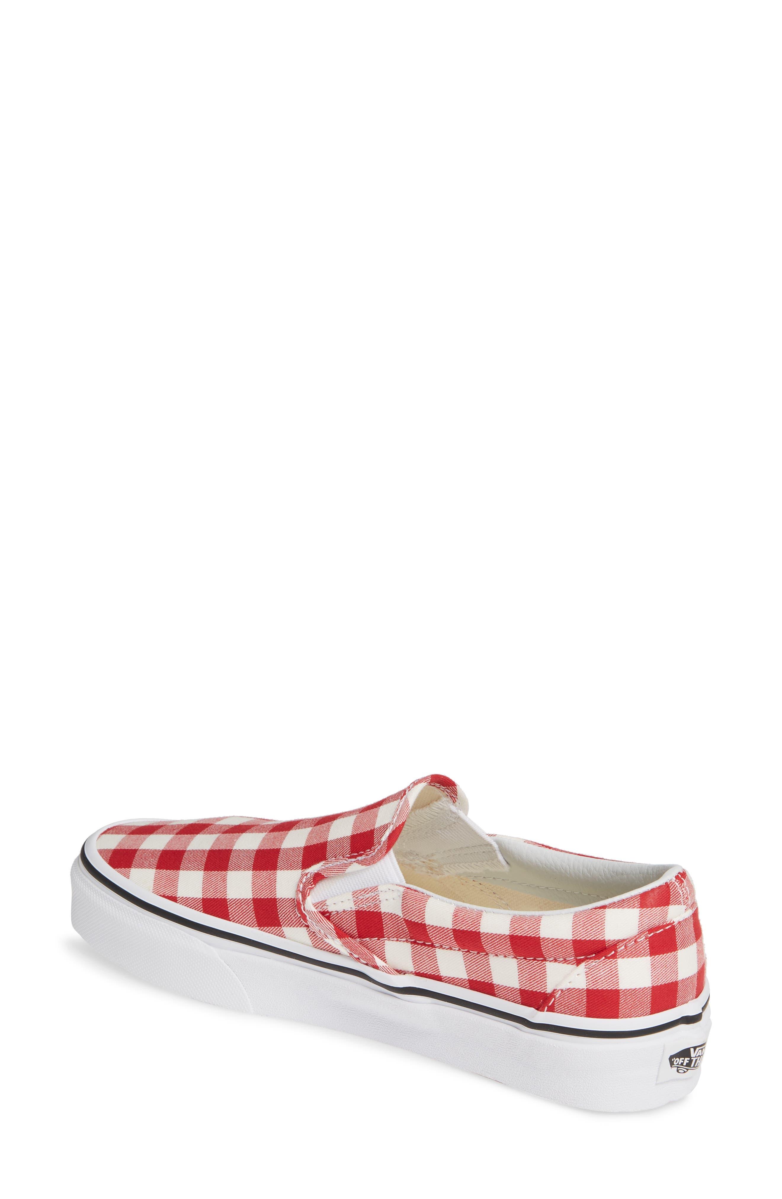 ,                             Classic Slip-On Sneaker,                             Alternate thumbnail 474, color,                             611